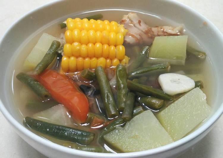 resep masakan sayur asem