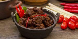 Resep Rendang Daging Sapi Spesial Paling Simpel