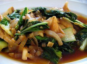 3 Resep masakan sayur sawi yang lezat dan nikmat